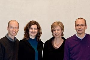 Der Vorstand der Ott-Goebel-Jugend-Stiftung