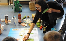 Ernährungsseminar